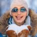 Що краще носити взимку: окуляри чи контактні лінзи?