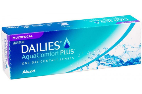 Контактні лінзи Dailies Aqua Comfort Plus Multifocal
