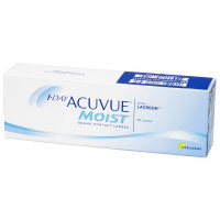 Johnson Acuvue Moist