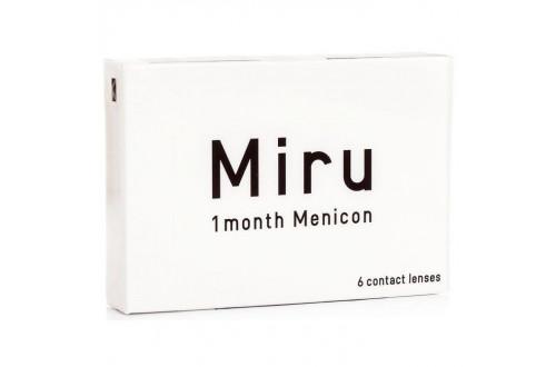 Контактные линзы Miru 1 month Menicon