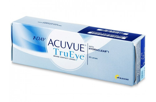 Johnson Acuvue TrueEye