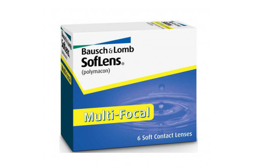 Контактные линзы SofLense Multifocal