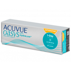 Johnson Acuvue Oasys 1 day