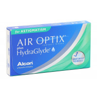 Air Optix Plus HydraGlyde Toric