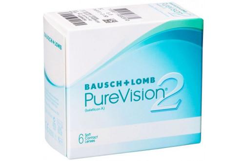 Контактні лінзи Pure Vision 2