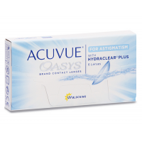 Johnson&Johnson Acuvue Oasys for Astigmatism