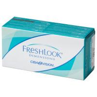 Кольорові лінзи Freshlook Dimensions