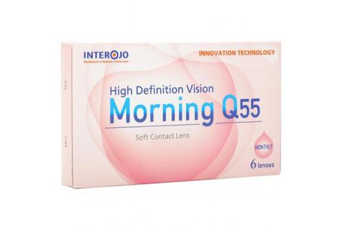 Контактні лінзи Morning Q 55UV